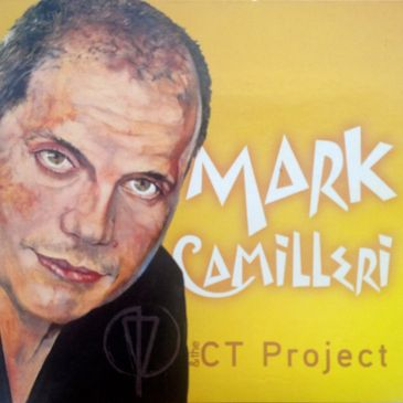 Mark and Louise Camilleri's first Album Cover