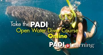 PADI eleaner course