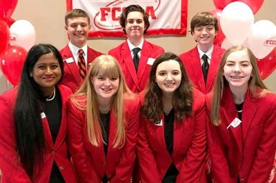 PC North FCCLA is growing a new generation of leaders!