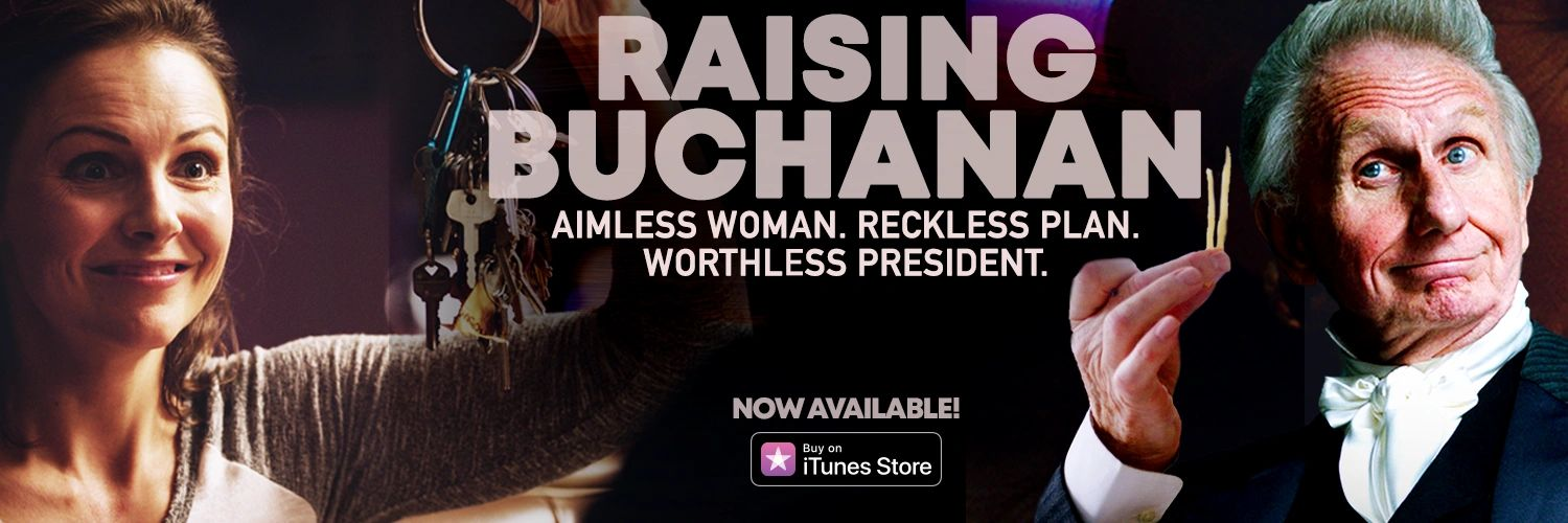 Raising Buchanan is Now Available on iTunes: https://apple.co/2wL3IrQ