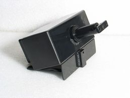 Small desk mounted compact steering unit