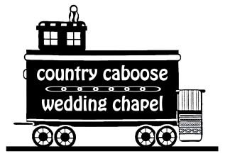 Country Caboose Wedding Chapel