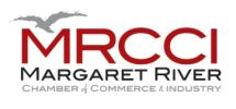 Margaret River Chamber Of Commerce Logo