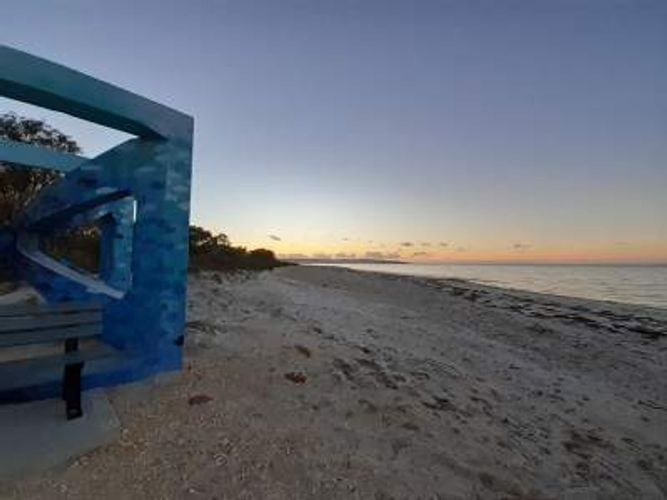 Artwork at Dunsborough