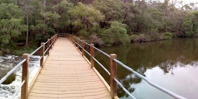 The Weir - Margaret River, One of the many hidden gems that the tourists rarely see..