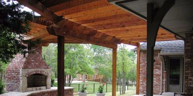 patios in Edmond, decks in Edmond, Pergolas in Edmond, outdoor patios in oklahoma