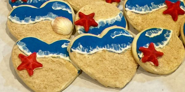 Customized Cookies by Belle Estanni