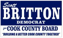 Scott Britton for Cook County Illinois Board