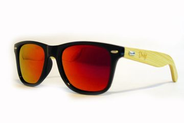 Drift Co wood sunglasses these polarized uva and uvb protected quality shades are for men and women