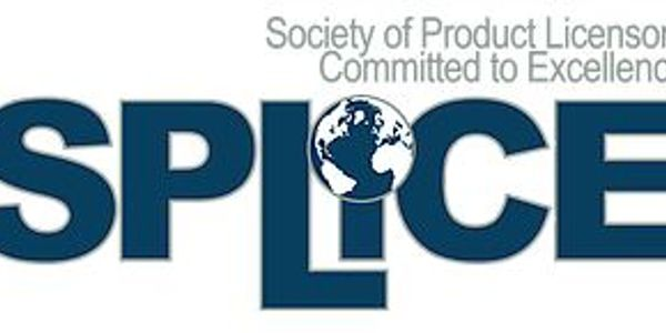SPLiCE SOCIETY OF PRODUCT LICENSORS COMMITTED TO EXCELLENCE