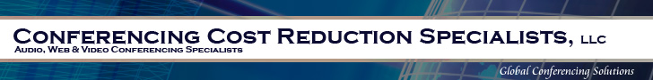 conferencing cost reduction specialists