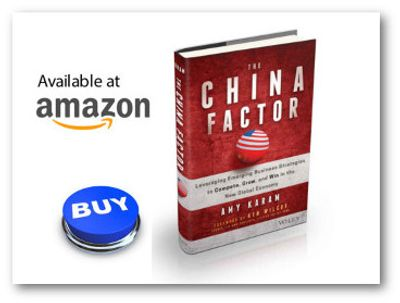 See endorsements from Silicon Valley Bank, Harvard, Forbes, Asia Society... www.TheChinaFactorBook