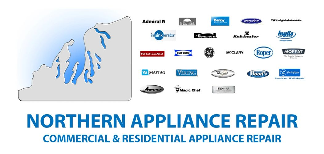Northern Appliance Repair Commercial and Residential Appliance Repair
