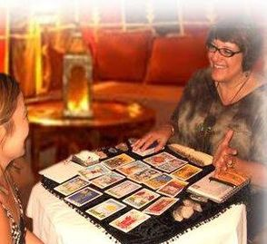 Pamela is a Certified Tarot Reader as recognized by the Tarot Certification Board of America and she