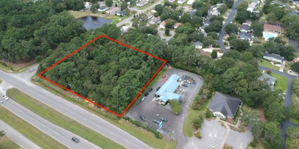 1.98 Acres with 300' of Frontage Along Highway 17 Bypass in Murrells Inlet