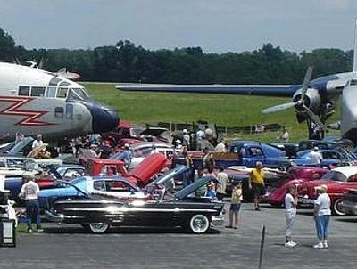 Cars, Trucks, Planes, Food and Entertainment – It's ALL Here!