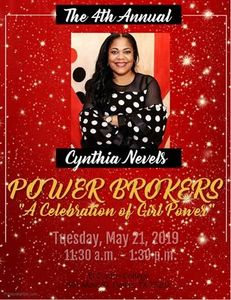 4th Annual Educational Luncheon POWER BROKERS: A CELEBRATION OF GIRL POWER