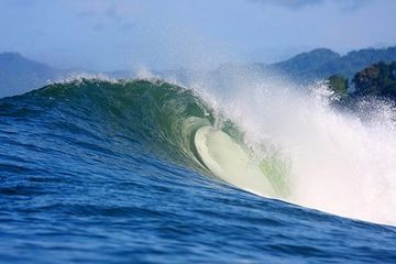 Panama surf Wave surfing waves