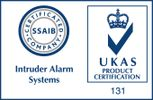 Accredited Intruder Alarm installers