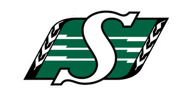 We sponsor the Saskatchewan Roughriders!