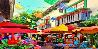 OLD TOWN is the historic heart of San Diego. Created in 1769, Old Town San Diego was California's fi