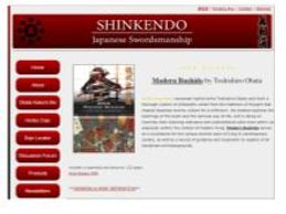 Shinkendo School of Japanese Swordsmanship https://www.shinkendo.com/