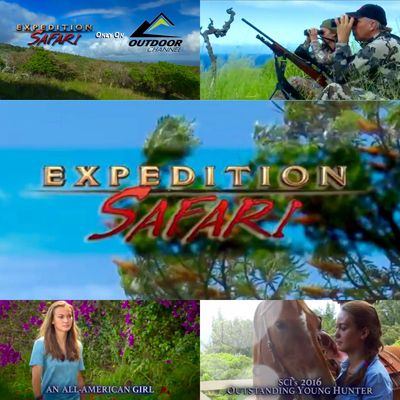 Maui Hunting Safari's Emily Perreira, Expedition Safari on The Outdoor Channel
