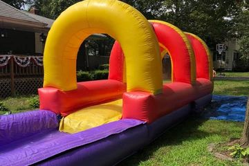 Bounce house, bouncer, rental, jumper, party, slip and slide, water slide, blow up, inflatable