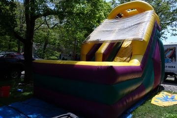 Bounce house, bouncer, rental, jumper, party, frozen, frozen 2, water slide, blow up, inflatable