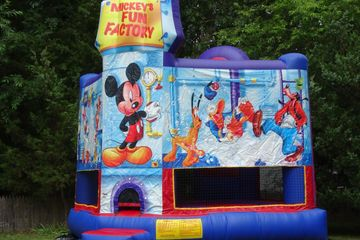MICKEY MOUSE,BOUNCE HOUSE,BOUNCER,RENTAL