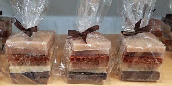 soap gift set of 8