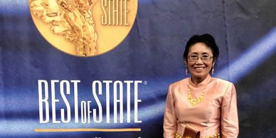 "Suzy Thai Food Wins ""Best of State"" again."