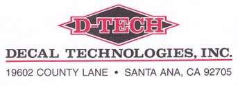 Decal Technologies