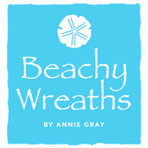 Beachy Wreaths by Annie Gray