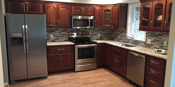 Stone & Wood Repair LLC can Design your kitchen to suit your needs and lifestyle.