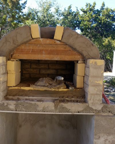 Wood Fired Pizza Ovens Daniel Thomas Designs