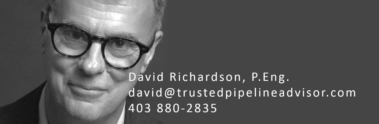 Image and contact information for David Richardson.