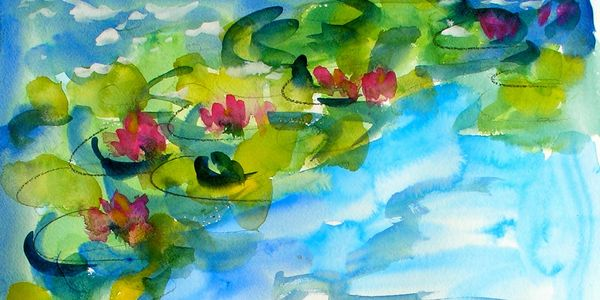 Assorted Waterlily Email sandyvaillancourt@gmail.com  blank  inside 12 cards ,  25.00 plus shipping