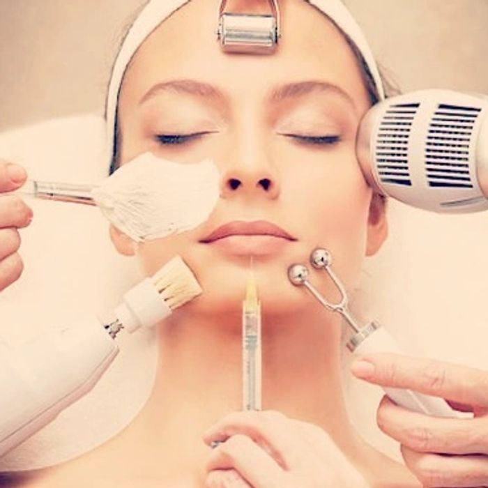 microdermabrasion facials waxing high frequency lash extensions chemical peels