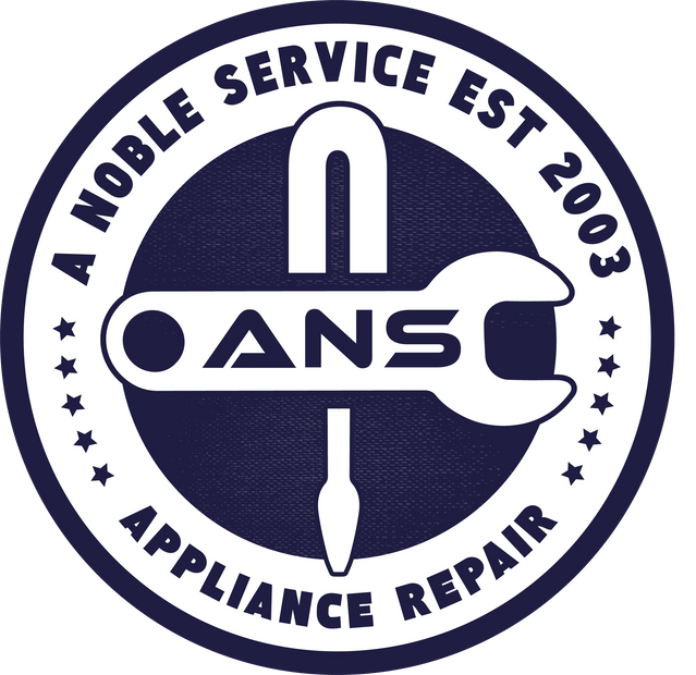 A Noble Service Affordable Appliance Repair Logo