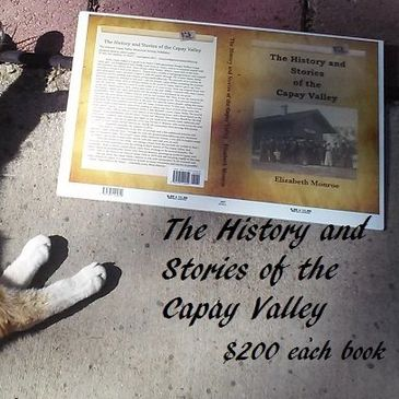 History of the Capay Valley