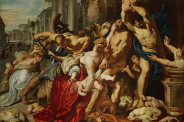 massacre of the innocents by Paul Reubens