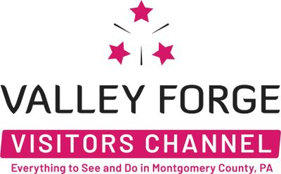 Valley Forge Visitors Channel Logo