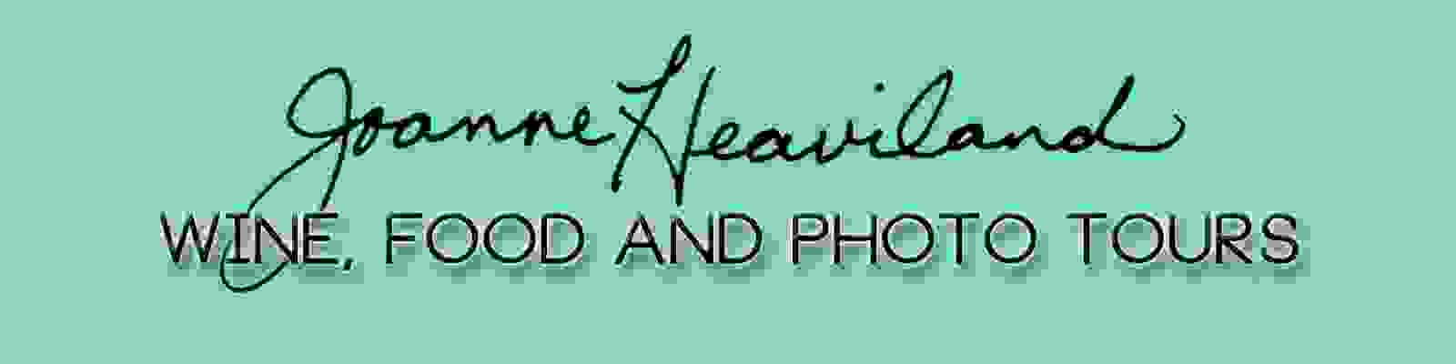 Joanne Heaviland Photography   Wine, Food, Photo Tours