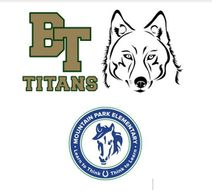 Blessed Trinity High School, Titans, Crabapple Middle School, Mountain Park Elementary School