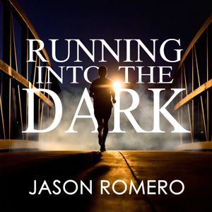 Running into the Dark book cover