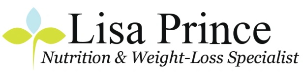 Lisa Prince Nutrition & Weight Loss Expert