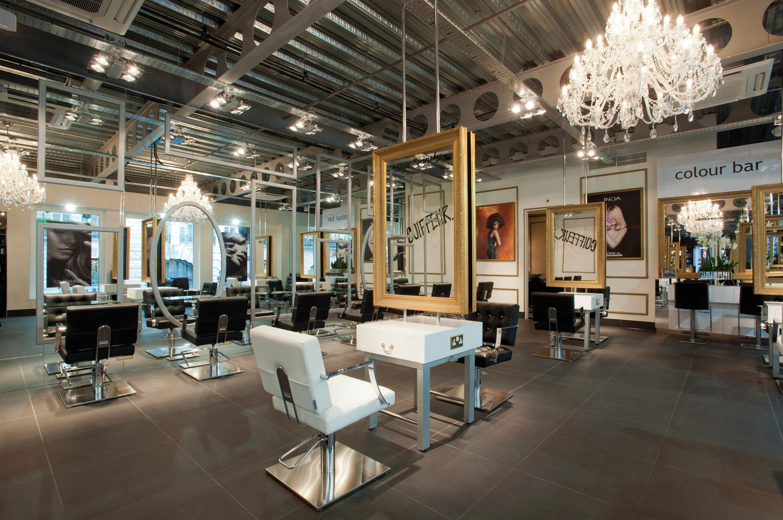 Why have a salon design