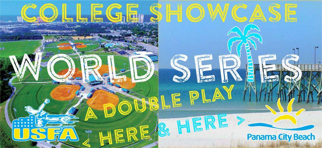 United States Fastpitch Association - Softball, Showcase, Fastpitch