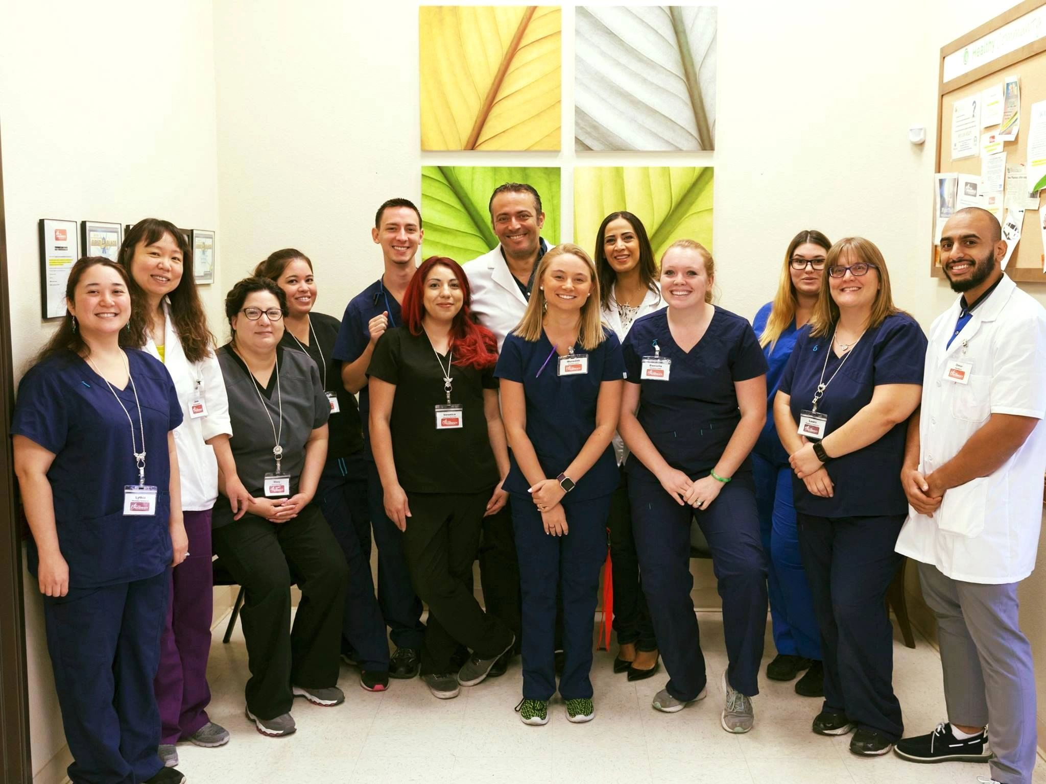 New Pharmacy team in Yucca Valley, CA
